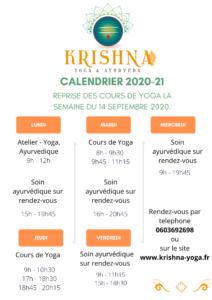 Krishna Yoga 2020-21