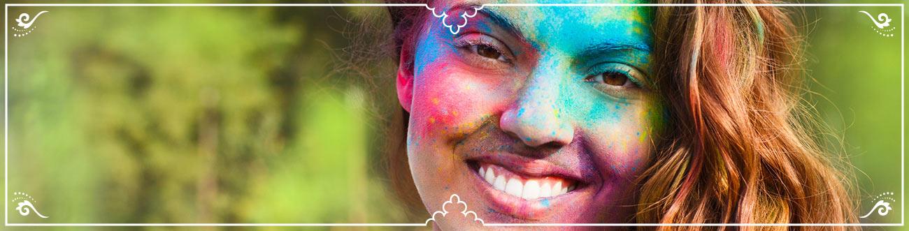 Holi fête des couleurs en Inde   Krishna Yoga à Grenoble et Meylan